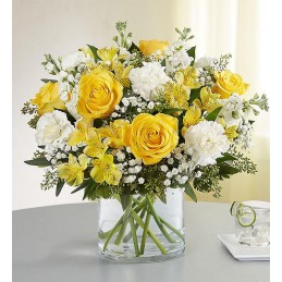 Yellow Delight Bouquet