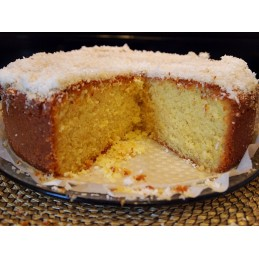 Coconut & Orange cake