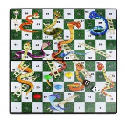 Generic Snake and Ladder...