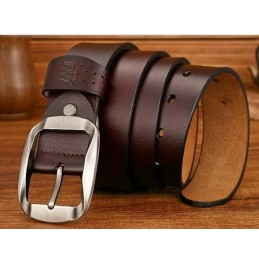 Leather Belt MJ1 Tan