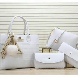 Four in One Trendy handbag
