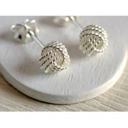 Classy Silver Earings