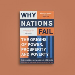 Why Nations Fail by Daron...