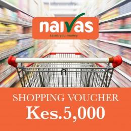 Naivas Broze Shopping Voucher