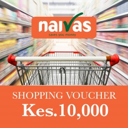 Naivas Silver Shopping Voucher