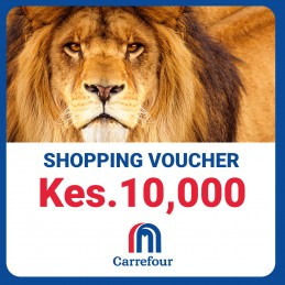 Carrefour Silver Shopping...