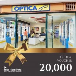 Optica Voucher Gold