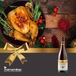 Turkey & Wine