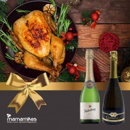 Turkey & 2 Bottles of...