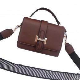 Brown Mini-bag