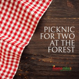 A Picnic For Two at The Forest