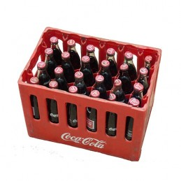 Two Crates of Soda