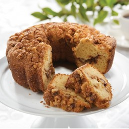 Coffee Cake On Offer